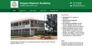 Angaza Nguluni Academy